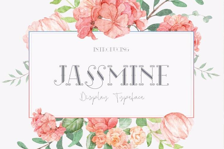 JASSMINE Font