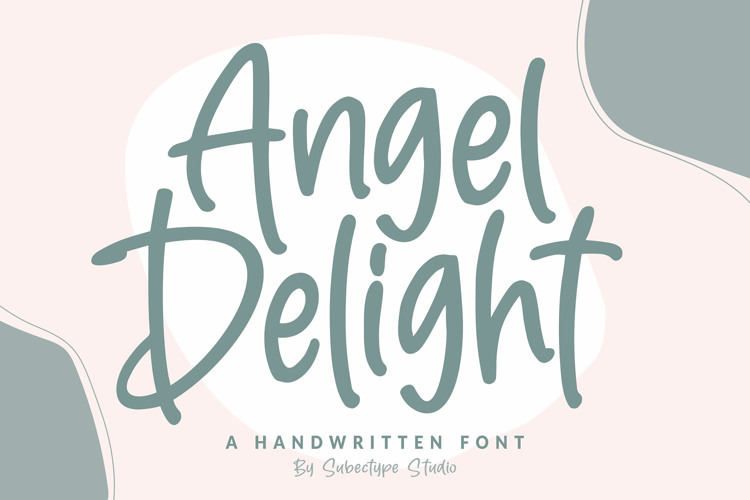 Angel Delight Font