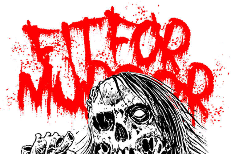 Fit for Murder Font