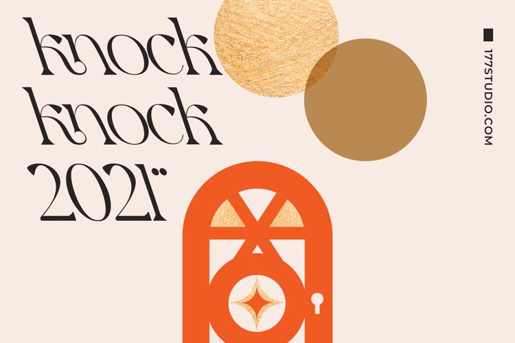 Qaitan Serif Font