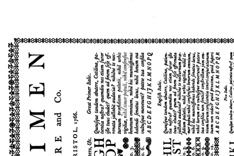 Open Baskerville Font