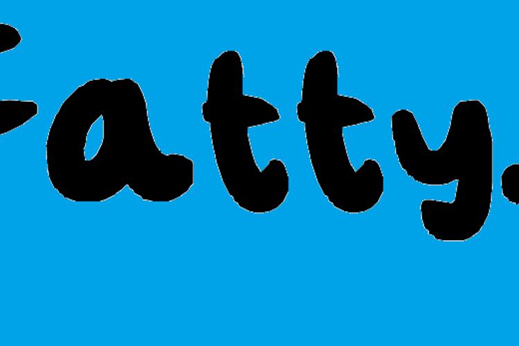 Fatty Font