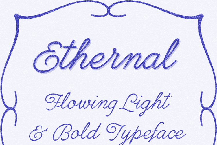 Ethernal Font