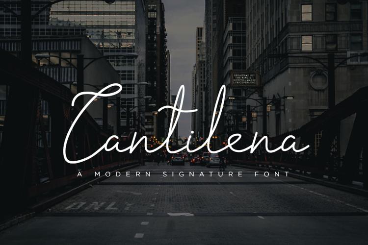 cantilena Font