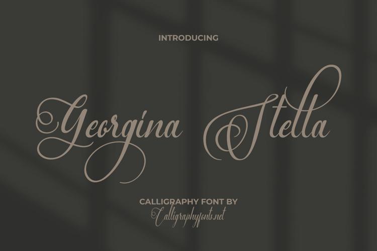 Georgina Stella Font