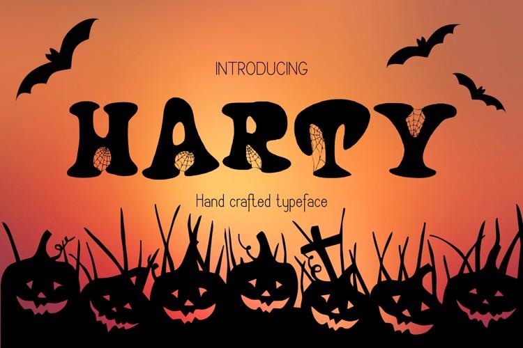 Harty Font