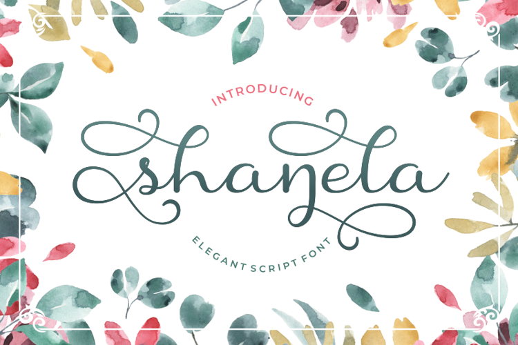 Shanela Font