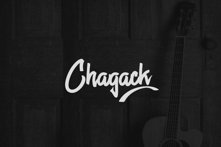 Chagack Font