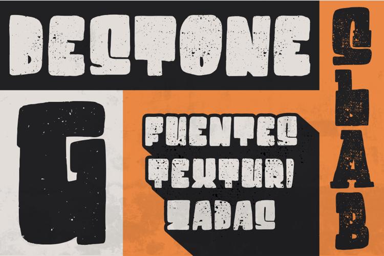 Destone Font