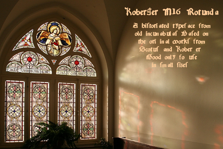 KobergerN16Rotunda Font