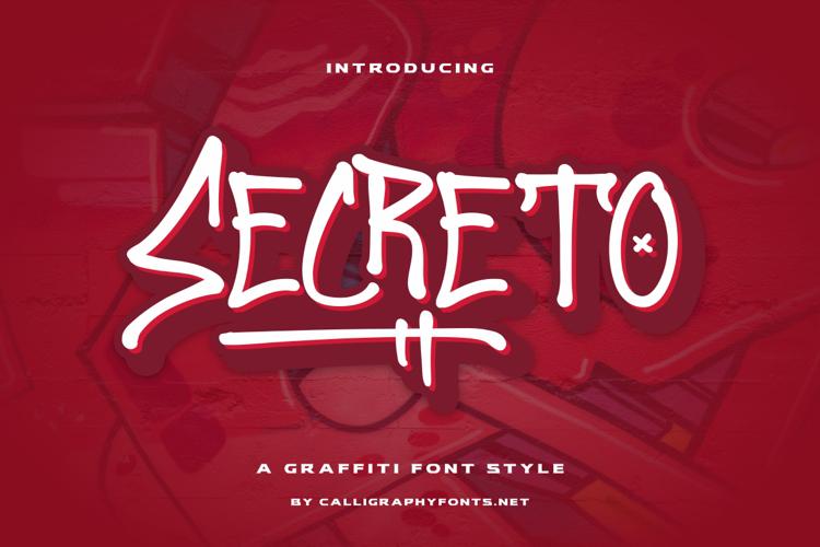 Secreto Font