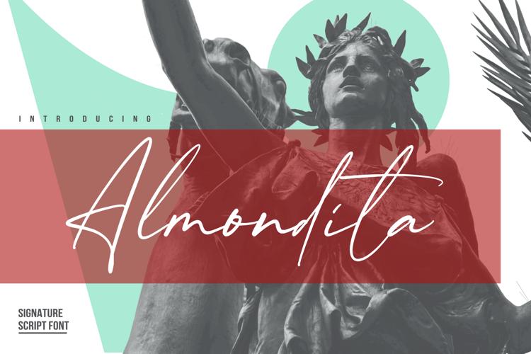 Almondita Font