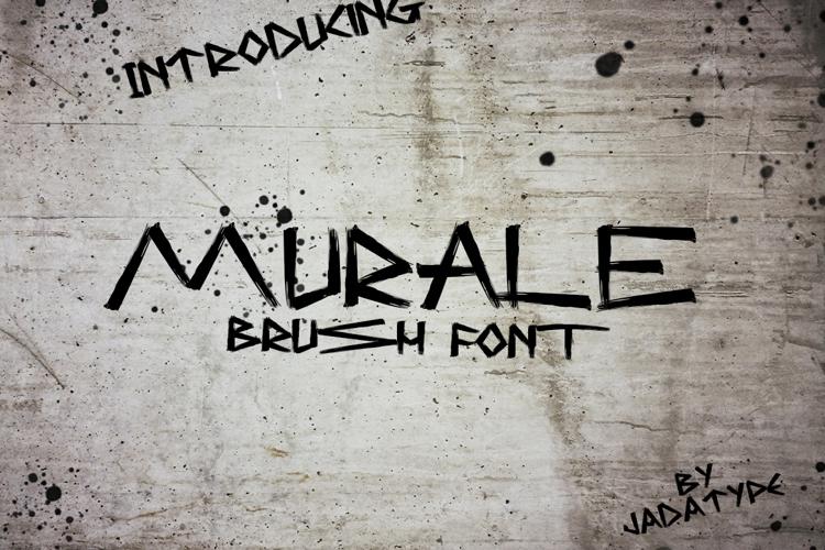 Murale Font