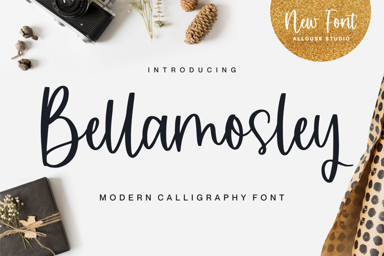 Bellamosley Font