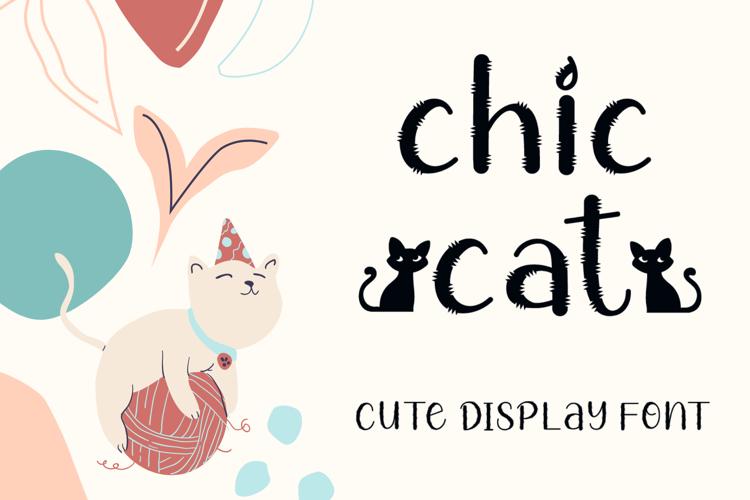 Chic Cat Font