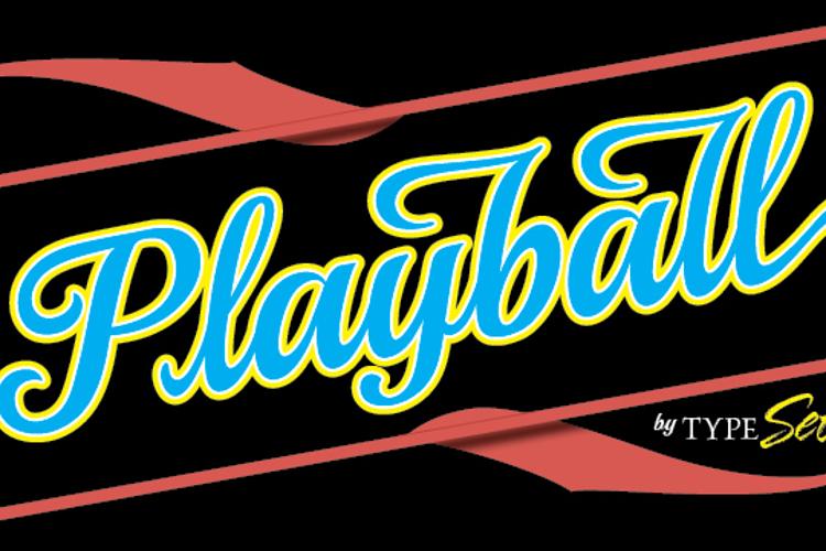 Playball Font