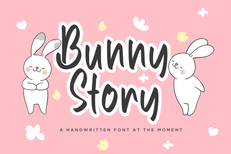 Bunny Story Font