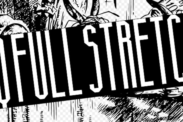 CQ Full Stretch Font
