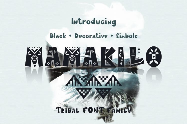 Mama Kilo Font