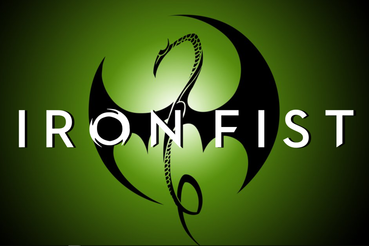 Iron Fist Font