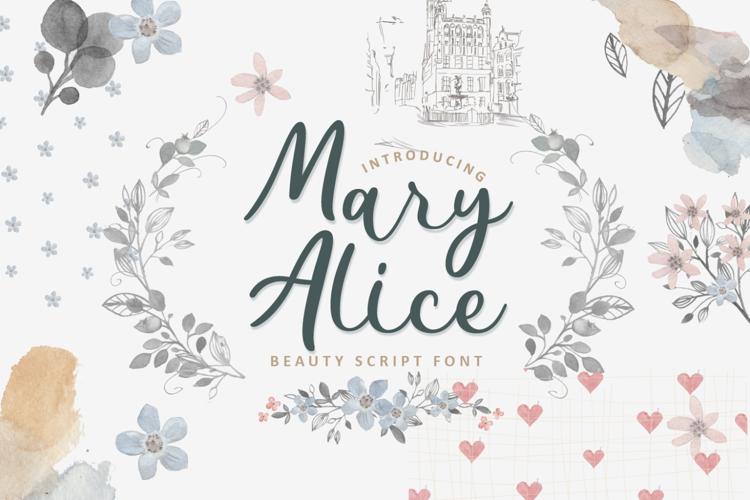 Mary Alice Font