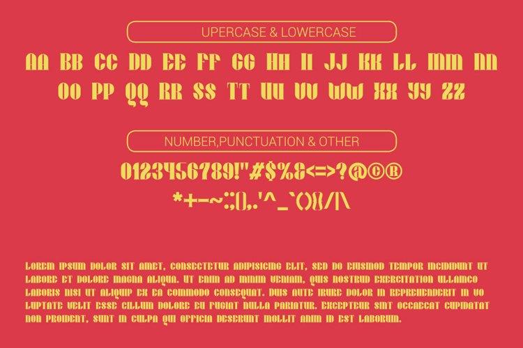 Queen Font