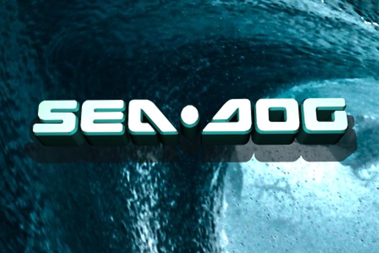 Sea-Dog Font