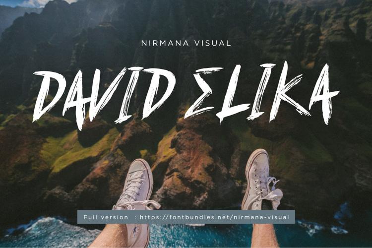 David Elika Font