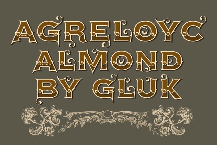 Agreloyc Font