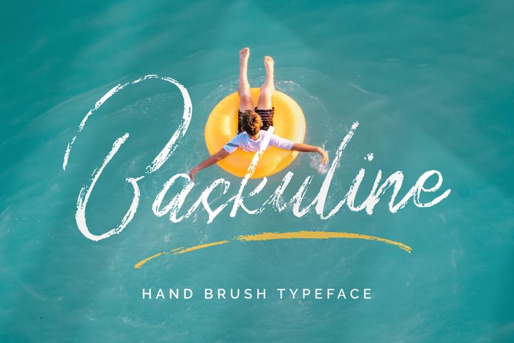 Baskuline Font