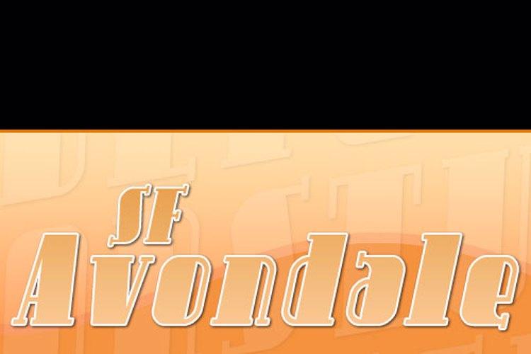 SF Avondale Font