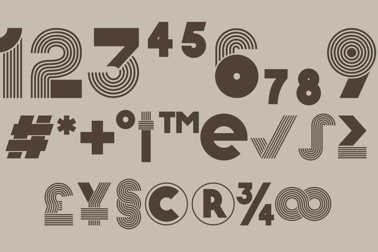 Hipstravaganza Font