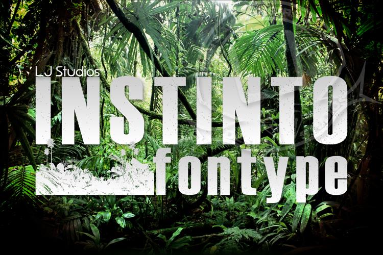 Instinto Font