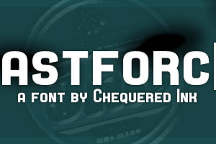 Castforce Font