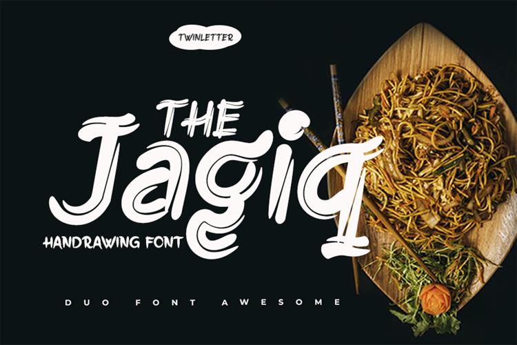 Jagiq Font