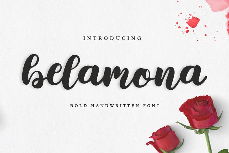 belamona Font