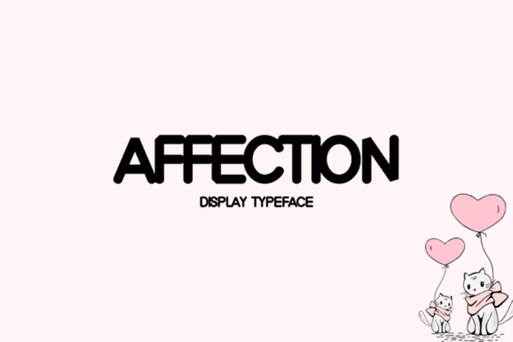 Affection Font