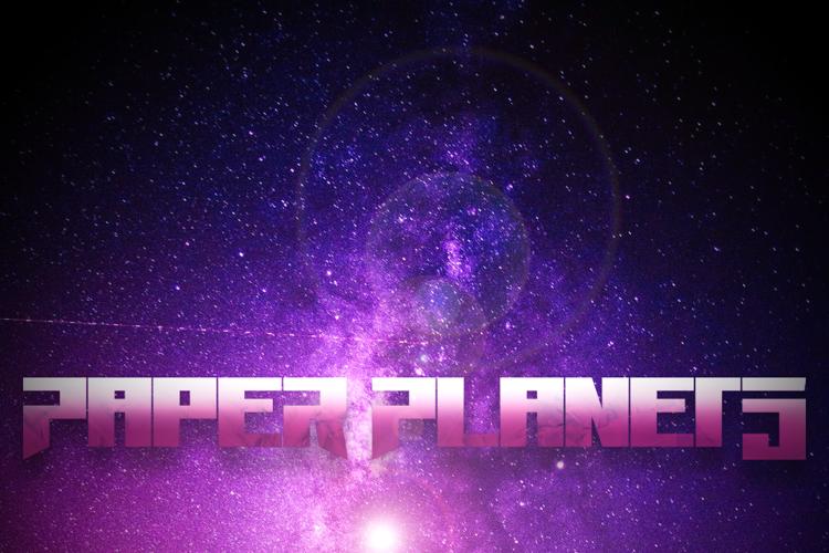 Paper Planets Font