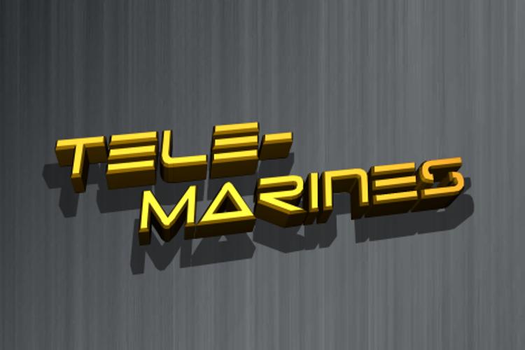 Tele-Marines Font