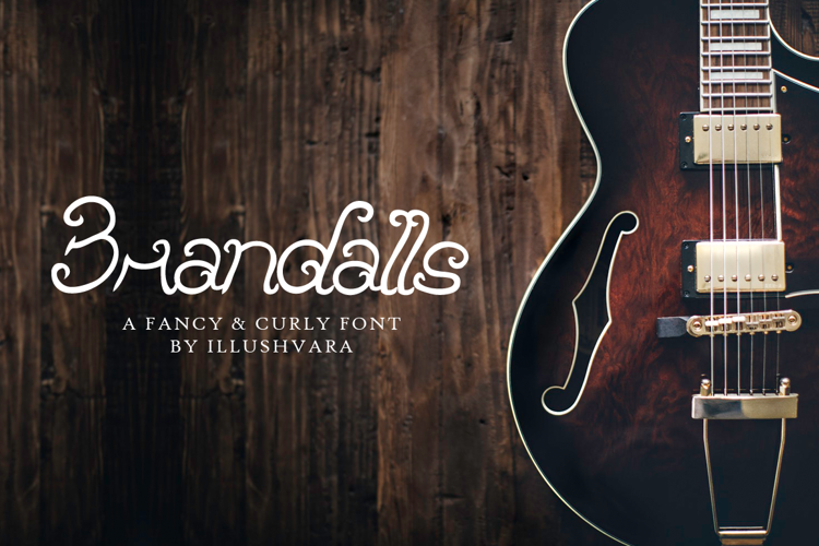 Brandalls Font