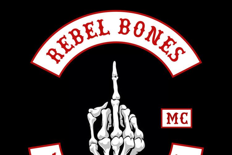 Rebel Bones bold Font