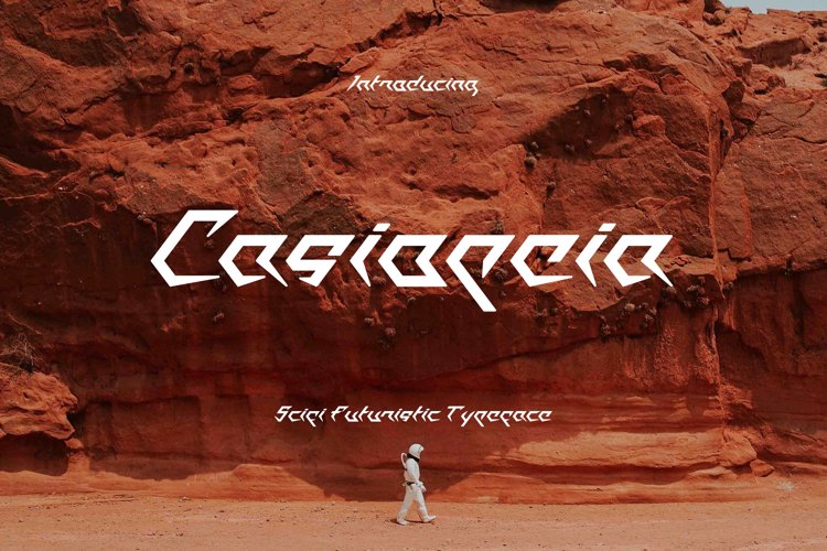 Casiopeia Font