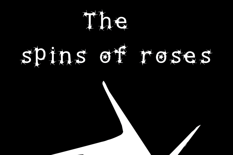 the spins of roses Font