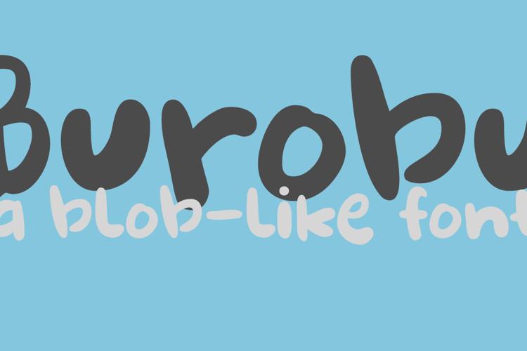 DK Burobu Font