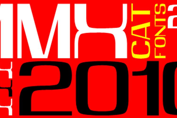 MMX2010 Font