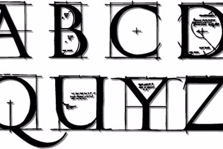 RomanGridCaps Font
