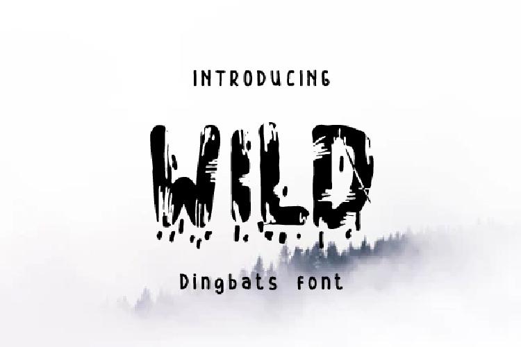 WILD Font