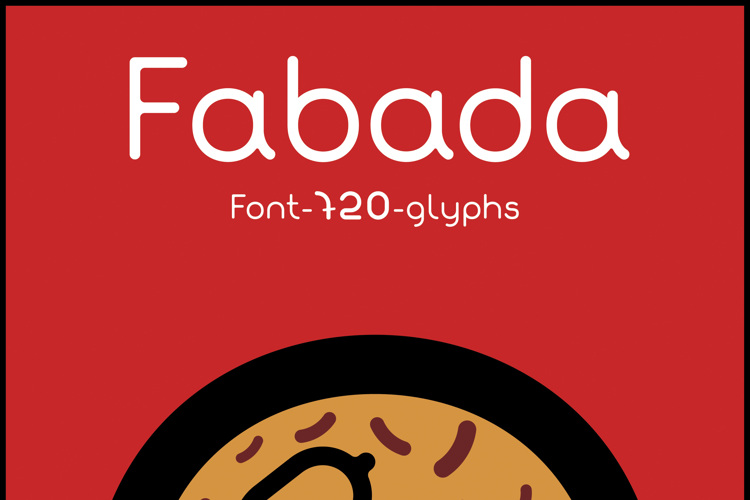 Fabada Font