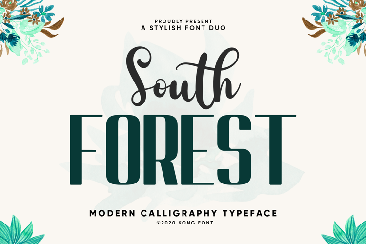 South Forest Font
