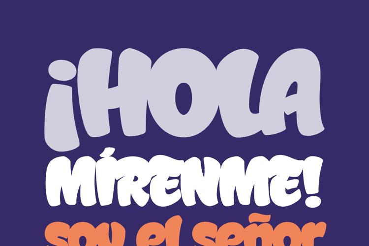 Graffismo Font